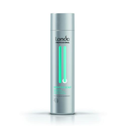 Londa Sensitive Scalp šampoon aitab rahustada ärritunud peanahka.