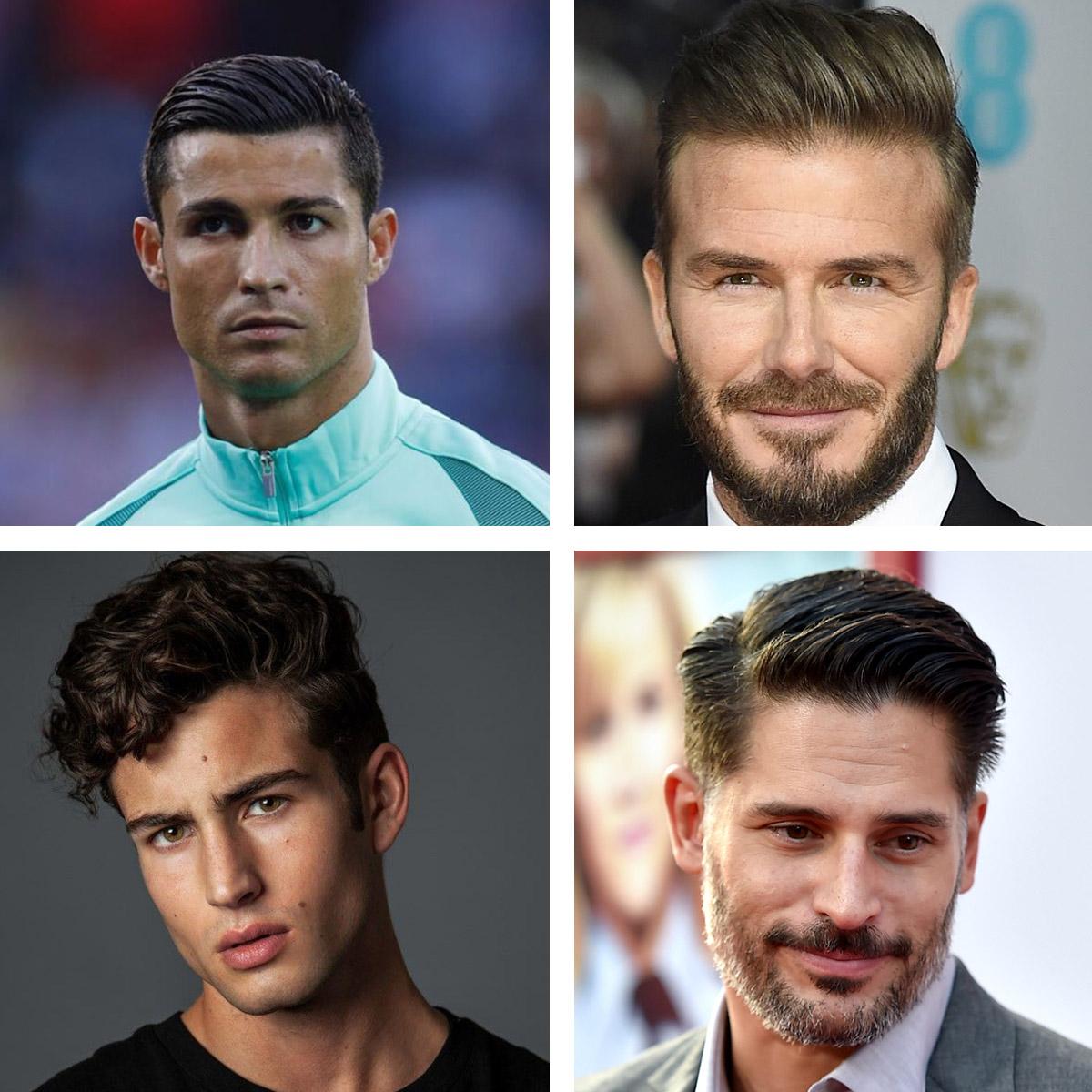 Tohutult valikuid meestele kuidas olla trendikas ning võluda oma soenguga.