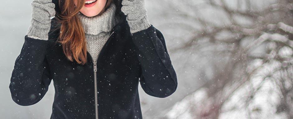 Kuivad juuksed on tihti probleemiks talvel - kuidas nende eest hoolt kanda?