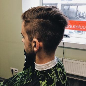Meeste juukselõikus