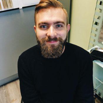 Meeste juukselõikus ja habeme trimmimine